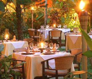 Beautiful place to eat in Ubud